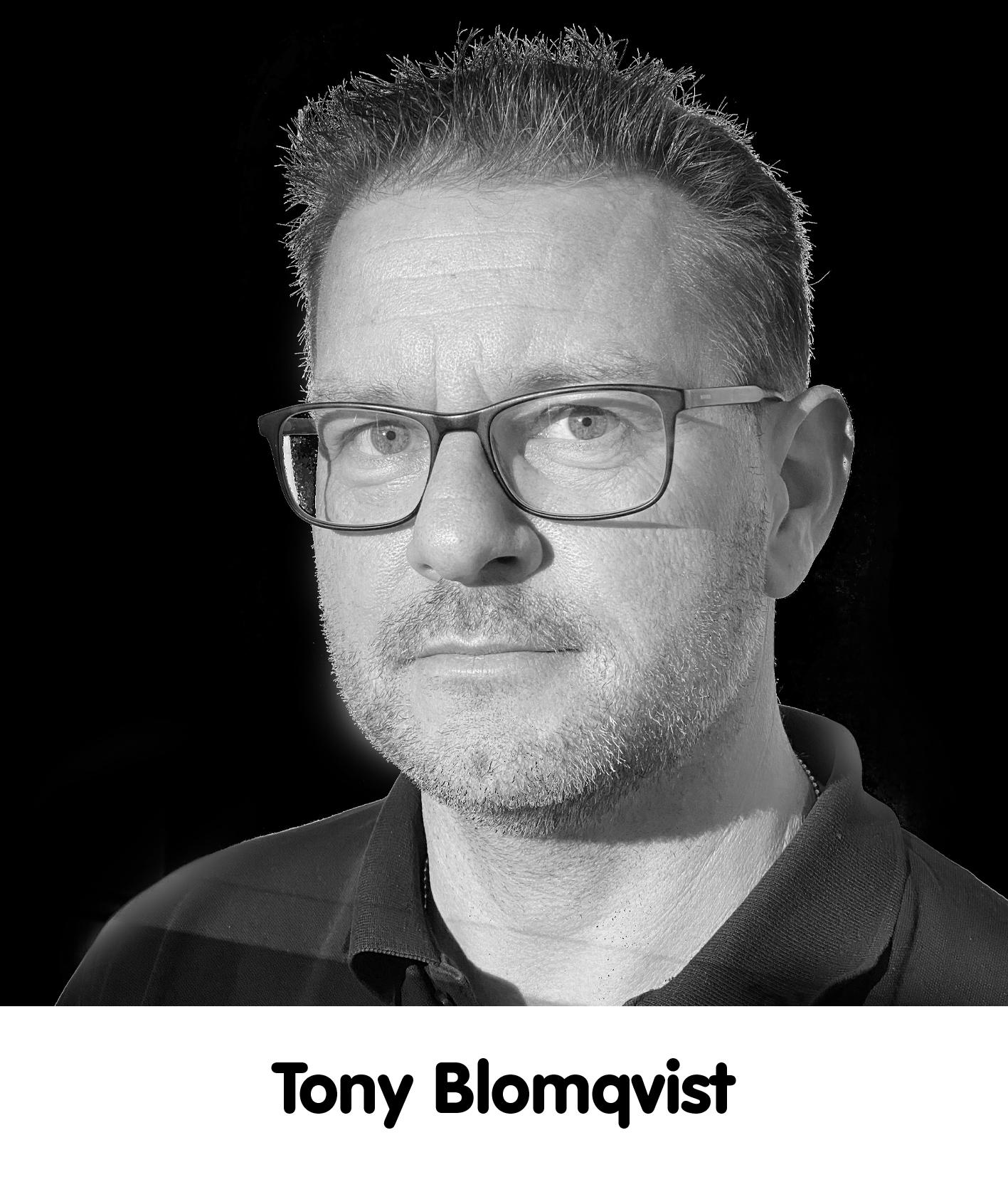 Tony Blomqvist